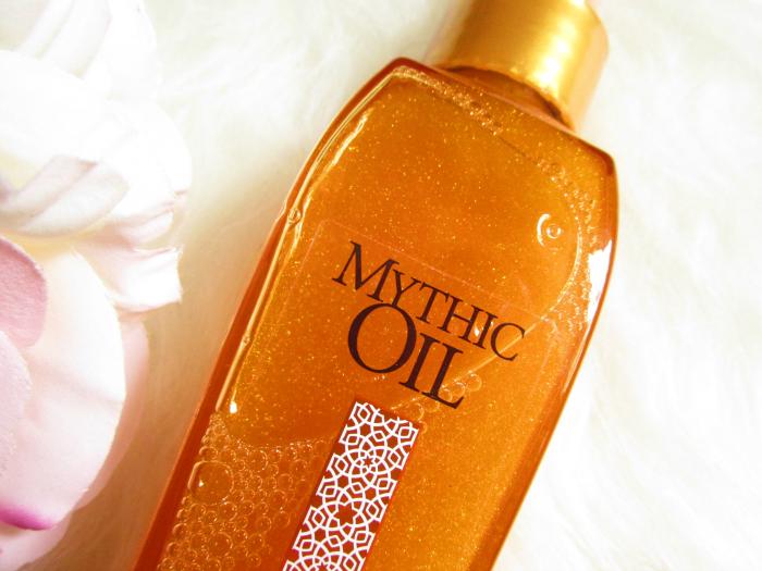 L´Oréal Professional Mythic Oil Shimmering Oil - Review, Erfahrungen