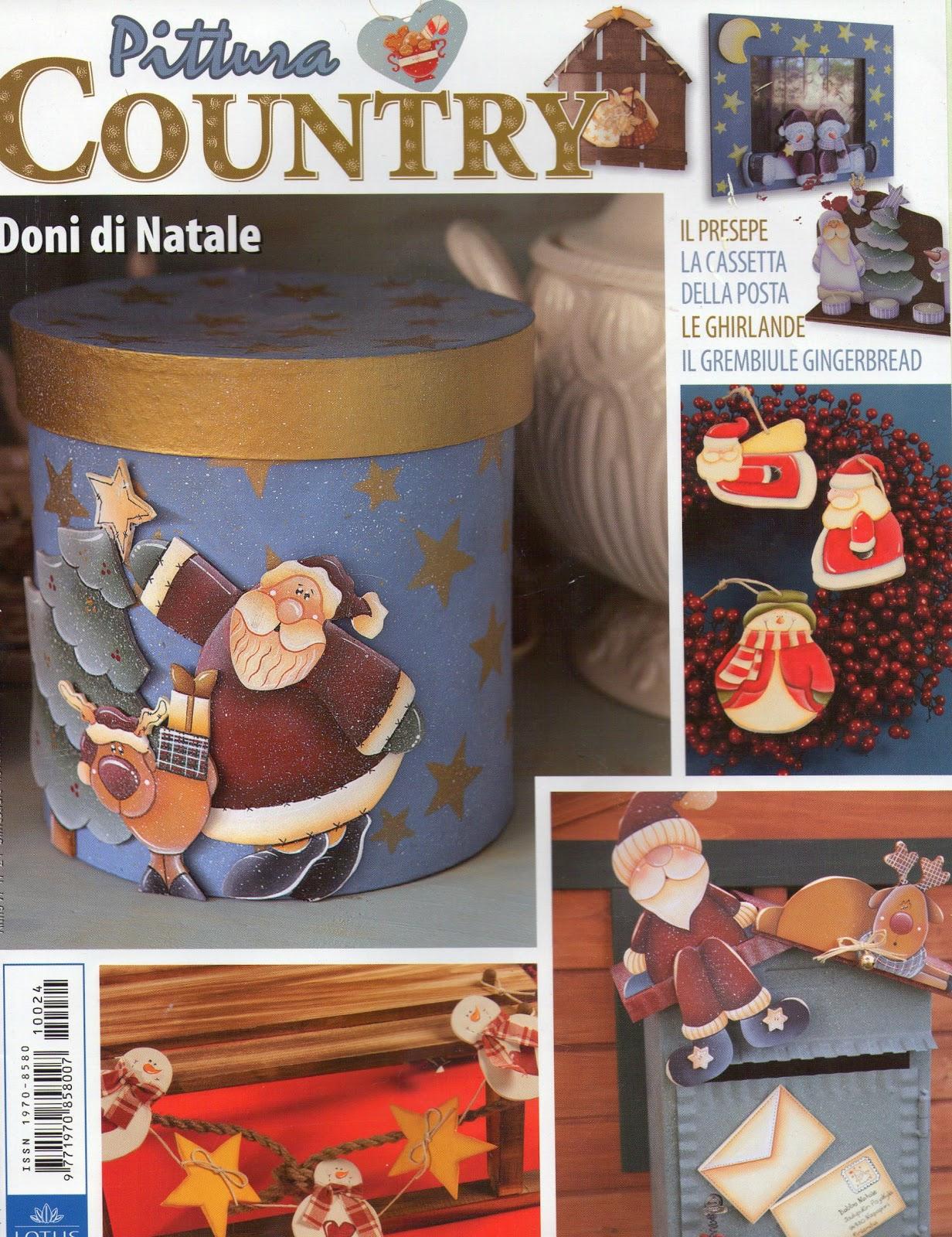 Dimensione arte creazioni artigianali buon natale di - Porta scottex ikea ...