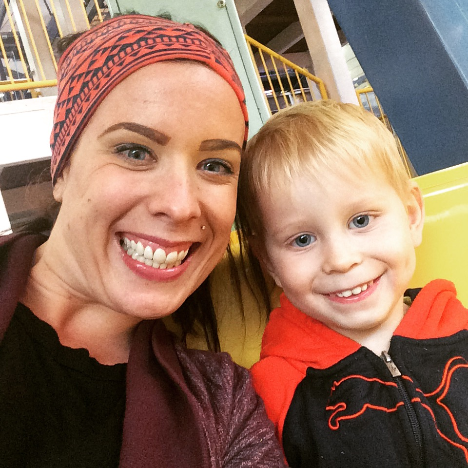 Judah & Mommy