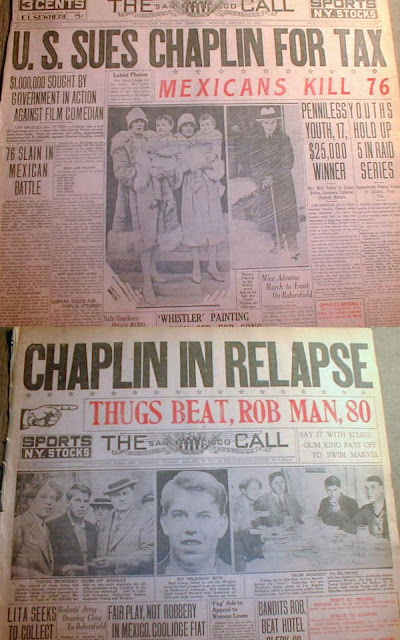 Scandal! Charlie Chaplin - Part 1
