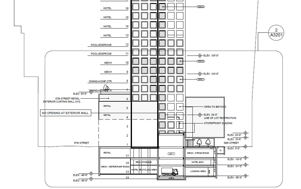 432 park avenue floor plans and december construction