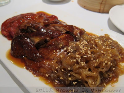 Roast Pork and Jelly Fish