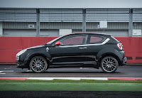 Alfa Romeo MiTo Quadrifoglio Verde SBK Limited Edition (2013) Side