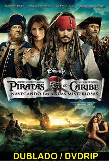 Assistir Piratas do Caribe 4: Navegando em Águas Misteriosas Dublado 2011