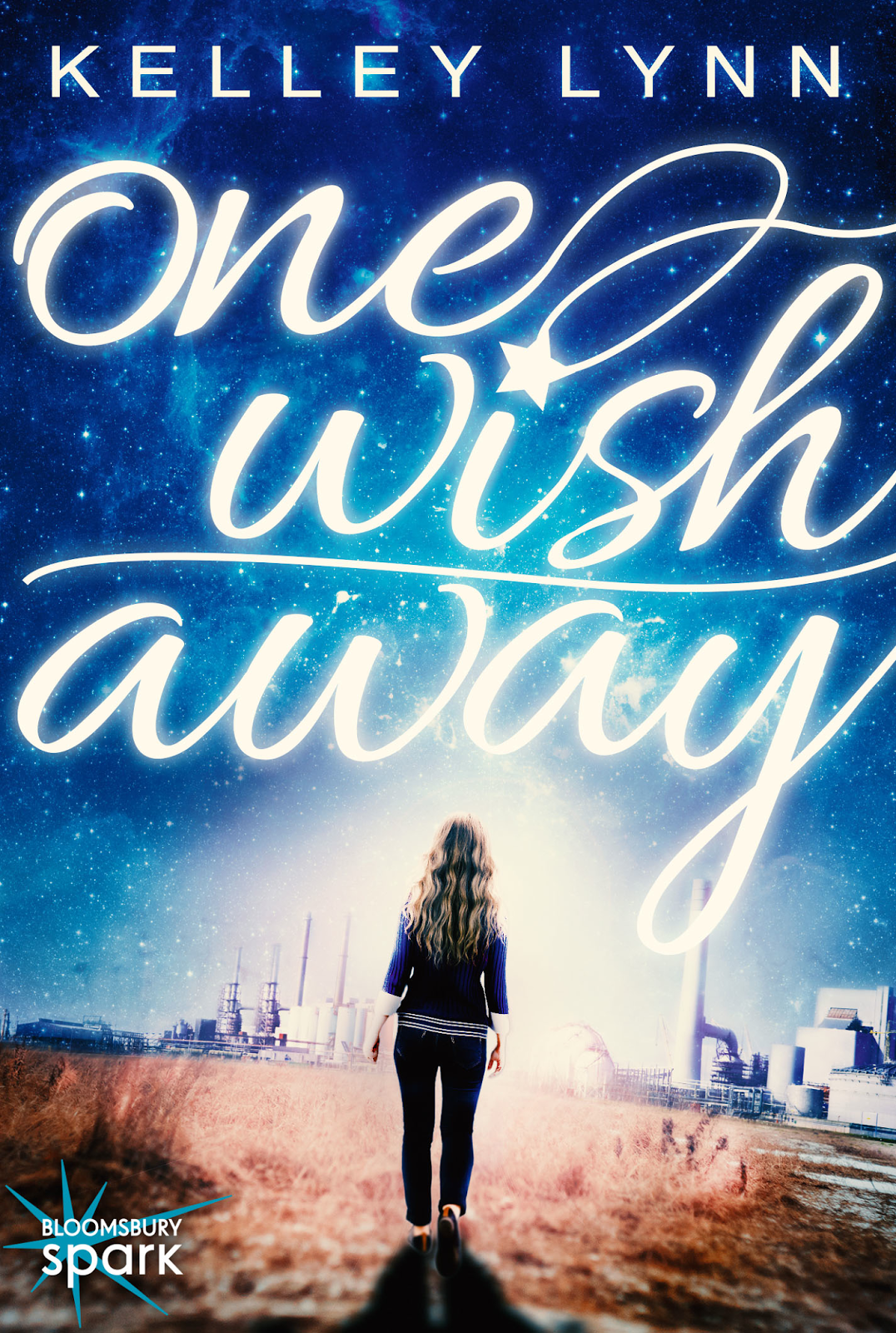 Cover Reveal: One Wish Away