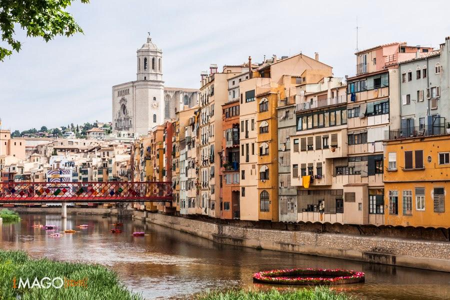 Vista panoràmica de Girona