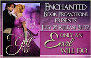 Only An Earl Will Do Release Giveaway