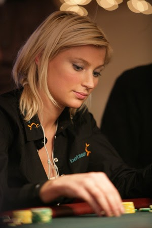 female professional poker players