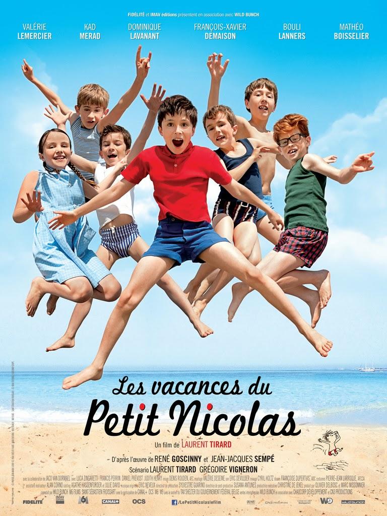 Kì Nghỉ Hè Của Nhóc Nicolas - Nicholas On Holiday (2014)