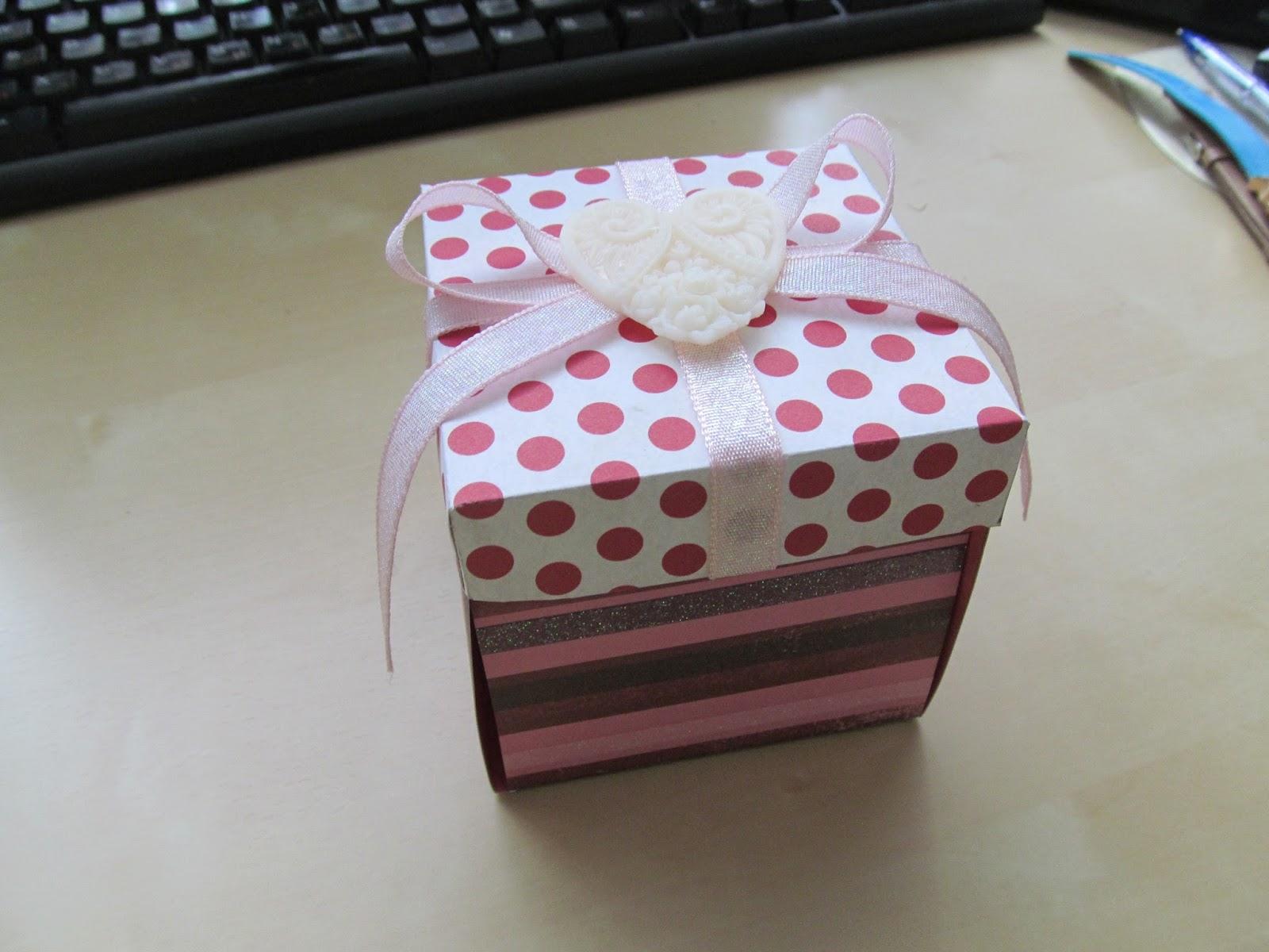 Коробочка для денежного подарка 47