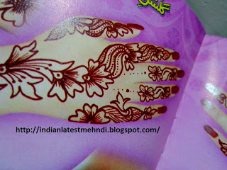 simple and easy mehndi designs 2013 5