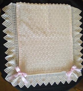 Pumuky manualidades ganchillo crochet - Colchas ganchillo bebe ...