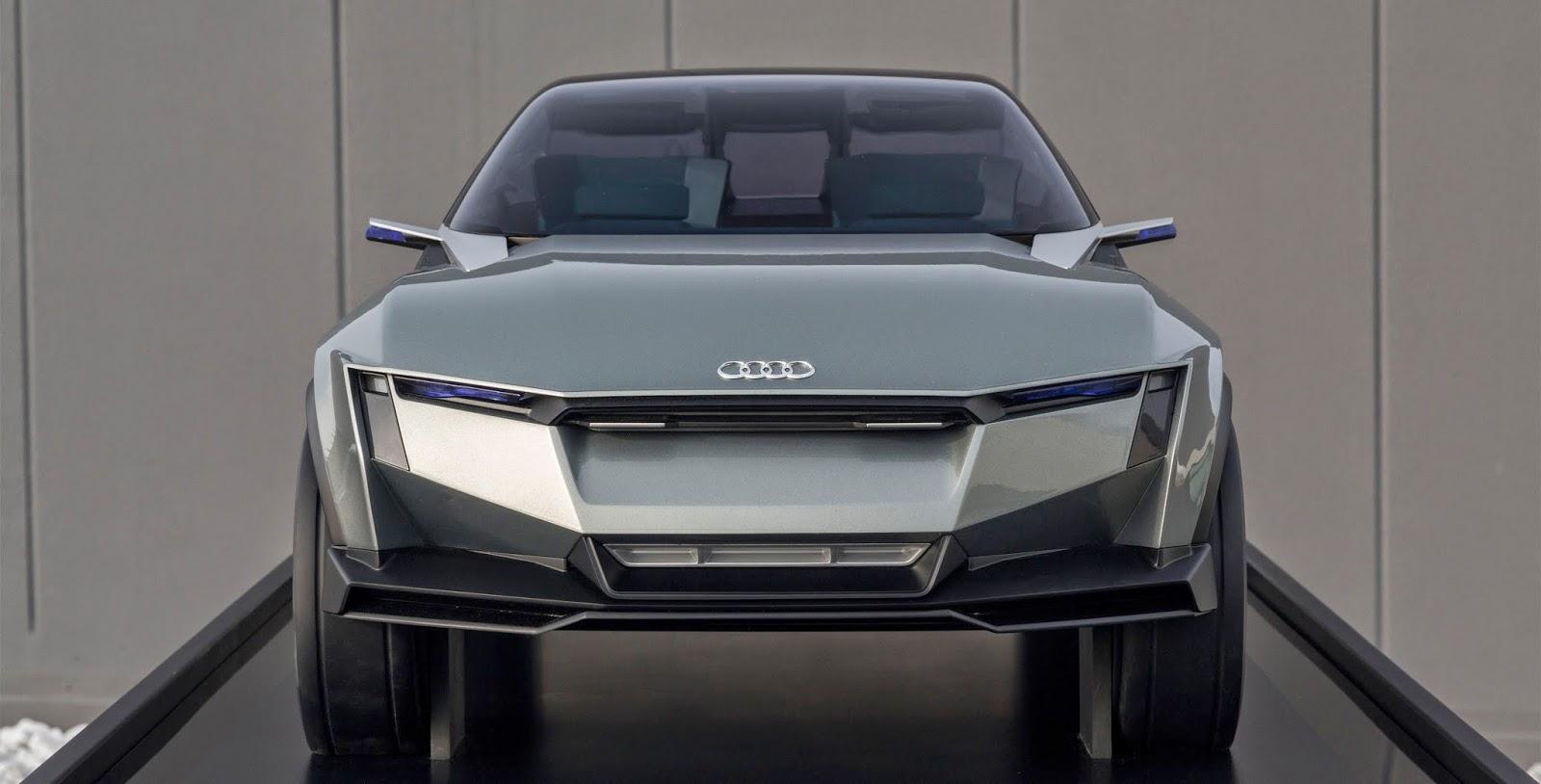 Ming S My Master Thesis Audi Autonomous Car For Geek