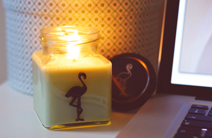 Autumn Is For Candles.