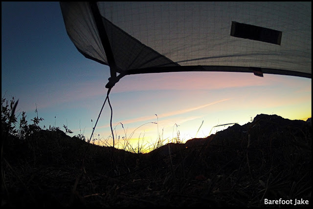 sunrise ultralight tarp