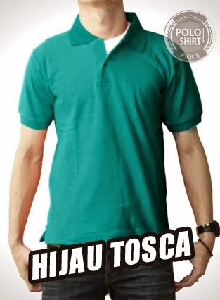 Polo Shirt Polos Hijau Tosca