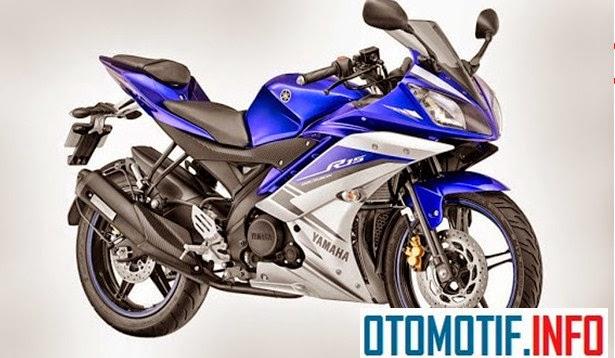 Motor Yamaha YZF R15 Terbaru, Otomotif Info
