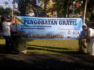 pengobatan Gratis di Bali