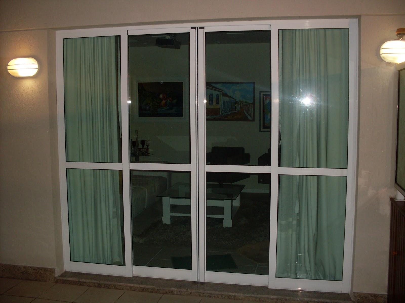 #866E45 Enzo Vidraçaria e Serralheria: Cobertura Condomínio Le Parc Barra 518 Janelas Em Aluminio Branco Rj