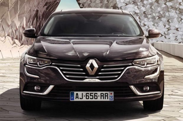 Official New Renault Talisman 2016 Photos And Video Garage Car