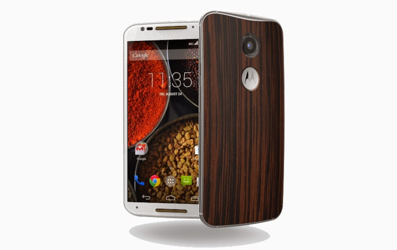 Autumn Colors for Any Season with Moto X: 6 Great Fall Designs