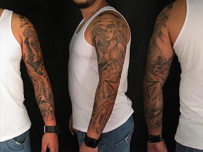 Imagens de Tatuagens no Braço