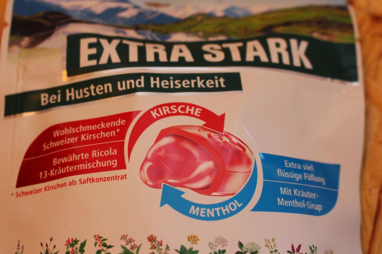 Ricola Extra Stark Schweizer Kirsche
