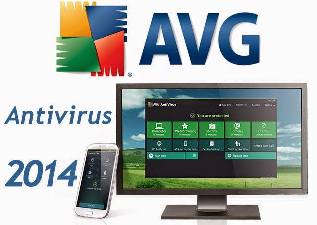 AVG Antivirus 2015 Crack Free Download