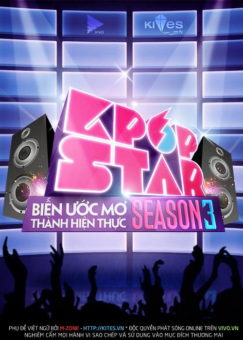 xem phim Ngôi Sao Kpop 3 - Survival Audition KPop Star 3 full hd vietsub online poster