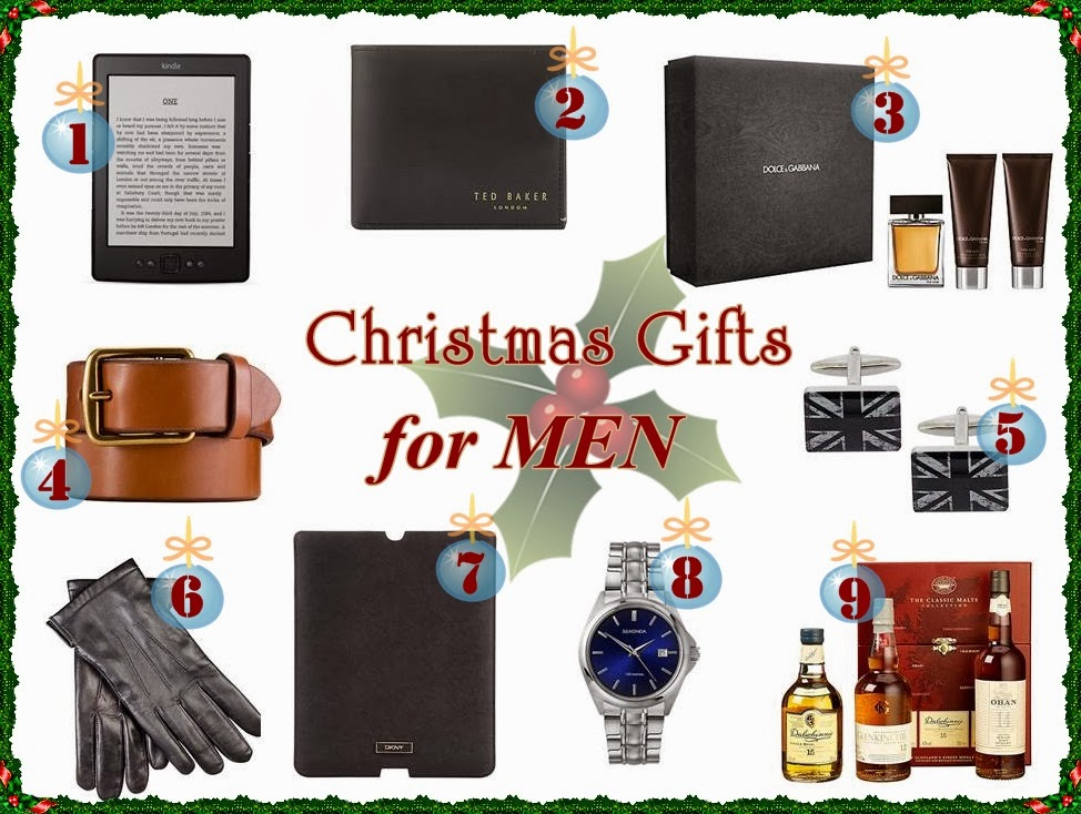 Christmas Gift Guide For Men Feelbella