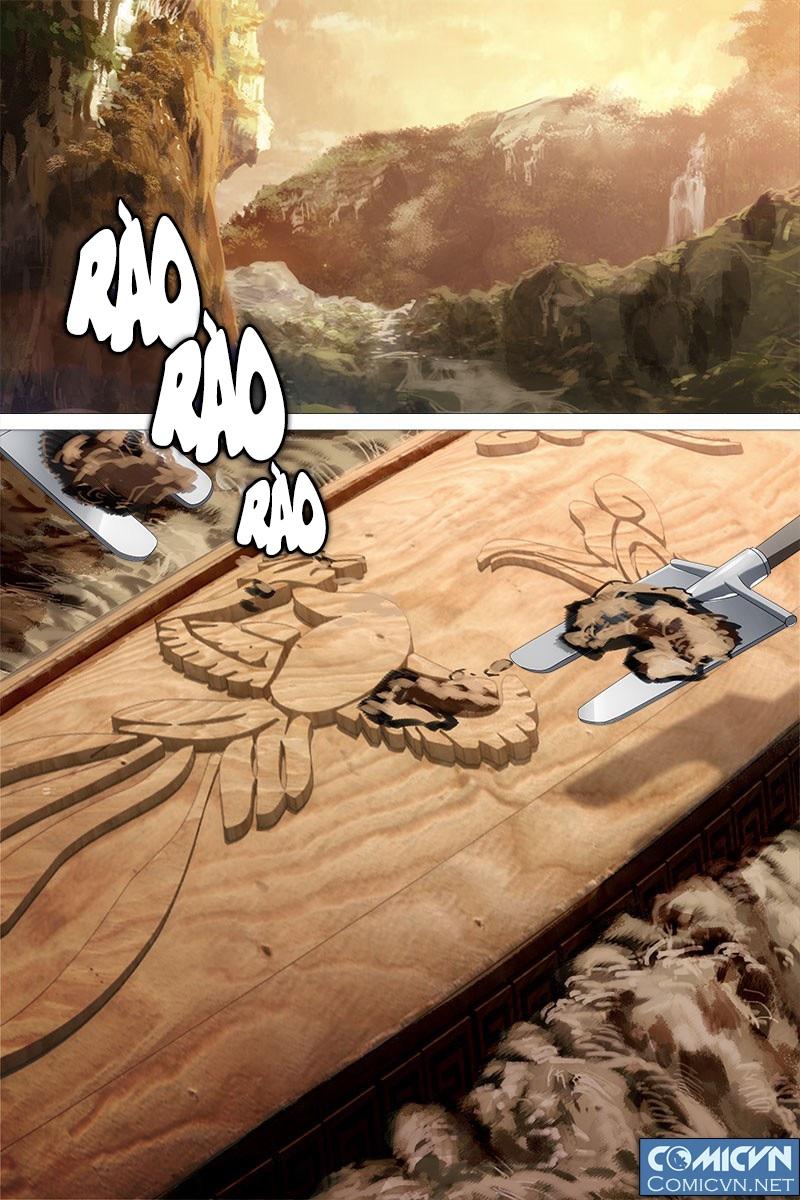 Tây Du Tầm Sư Phục Ma Lục Chap 16 - Next Chap 17