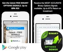 Android App of the Month - Binary Options Signals