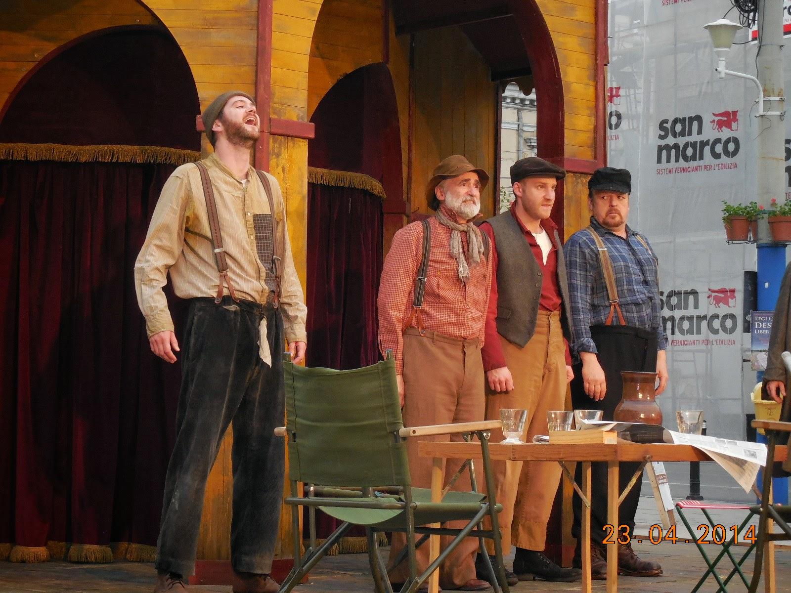 Shakespeare si Teatrul Globe la Craiova