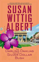 Giveaway: The Darling Dahlias and the Silver Dollar Bush