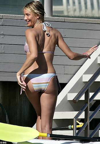 cameron diaz hot bikini
