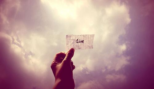 live life, life