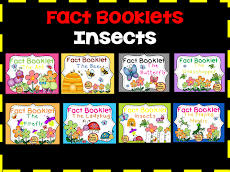 Insect Booklets