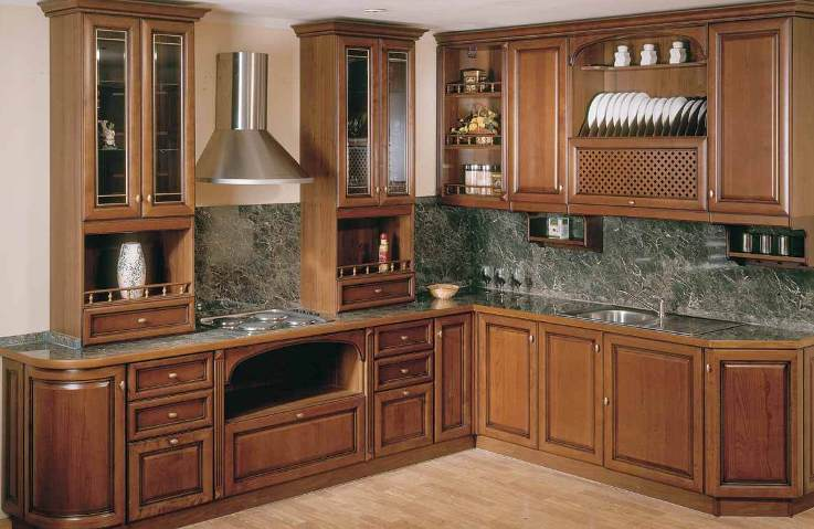 Kitchen Cabinet Idea