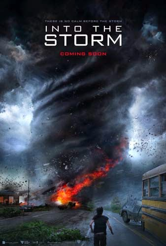 Film Into the Storm 2014 di Bioskop