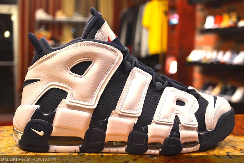 39421e0d478a SNEAKER BISTRO - Streetwear Served w| Class: KICKS | Nike Air More Uptempo