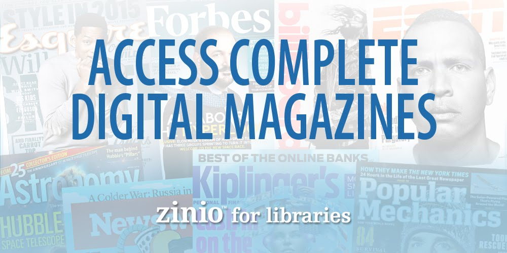 Free Digital Magazines!