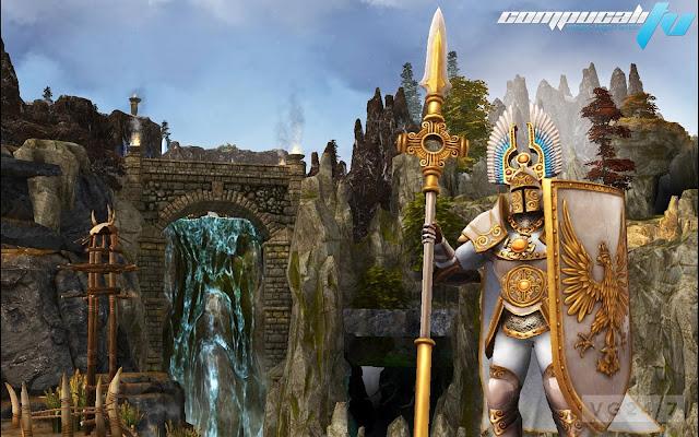 Might and Magic Heroes 6 VI Gold Edition PC Full Español Descargar 2012 Skidrow