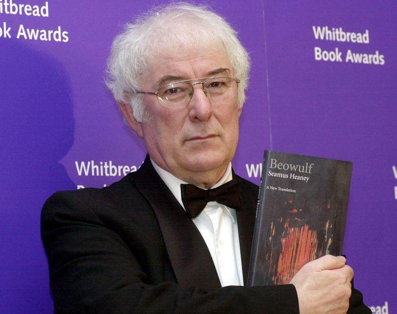 The Storyteller: Seamus Heaney; RIP.