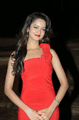 Glamorous Shanvi latest photos in Red-thumbnail-20