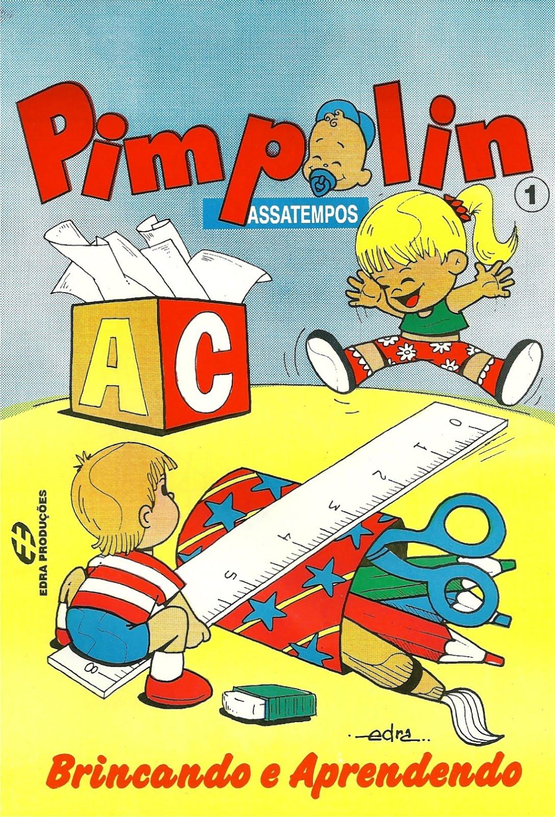 OUTRAS PUBLICAÇÕES: Pimpolin