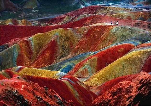 7 Colors Earth, Mauritius