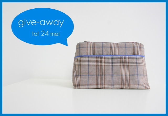 Give-away bij Eva Maria