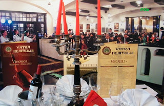 nunta la restaurant Vatra Neamului