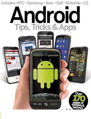 Android Tips, Tricks & Apps – Volume 1, 2013 (True PDF)