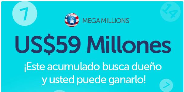 megamillions loterias usa estados unidos